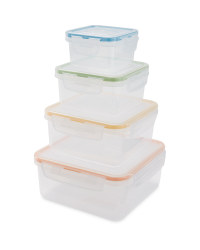 Nestable Food Containers