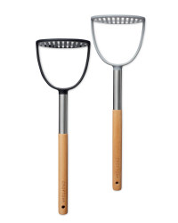 Neutral Kitchen Utensils Masher