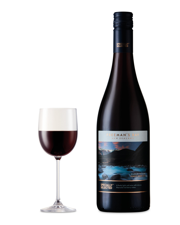 New Zealand Marlborough Pinot Noir