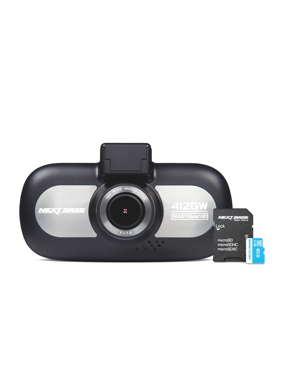 Nextbase 412GW Dash Cam With SD Card