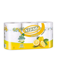 Nicky Lemons Kitchen Towel 3 Pack