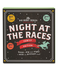 Night At The Races Games Night Set