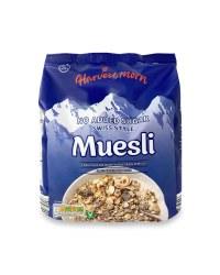 No Added Sugar Swiss Style Muesli