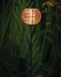 Noma Solar Tulip Stake Light 80cm