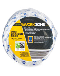 Workzone Braided Rope 20m