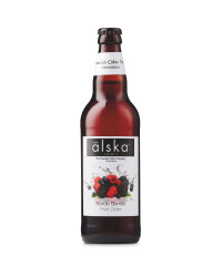 Swedish Fruit Cider