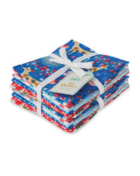 Nordika Fabric Fat Quarters 12 Pack
