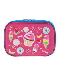 Hard 3D Cupcake Pencil Case