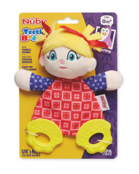 Nuby  Doll Teething Buddy