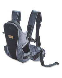 Nuby 3-in-1 Baby Carrier