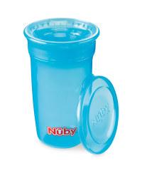 Nuby 360 Beaker - Blue