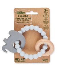 Nuby Elephant Teether