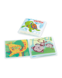 Nuby Bath Books 2 Pack