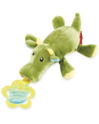 Nuby Dragon Snoozie Teething Toy