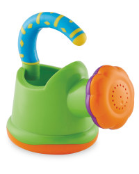 Nuby Fun Orange Kettle Bath Toy