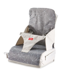 Nuby Geometric Travel Booster Seat