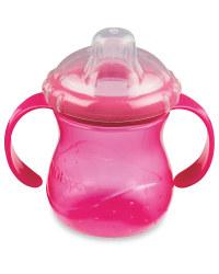 Nuby Grip N Sip Cup - Pink