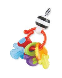 Nuby Keys Teething Toy