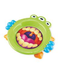Nuby Monster Plates
