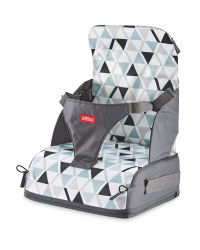 Nuby Triangle Travel Booster Seat