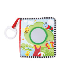 Nuby Tummy Time Activity Book Toy