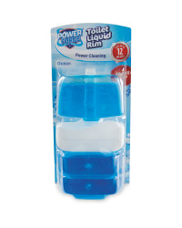 Ocean Toilet Liquid Rim Cleaner