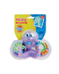 Octopus Baby Bath Toy