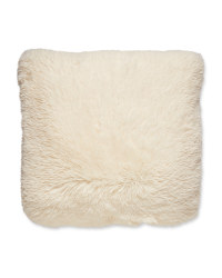 Off White Cosy Cushion