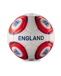 Official England FA Football - White
