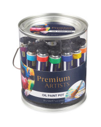 Oil Painter's Pot Assortment