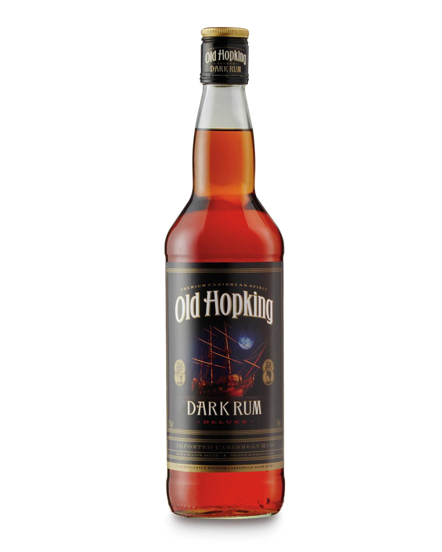 Old Hopking Dark Rum