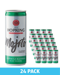Old Hopking Mojito Cocktail Cans