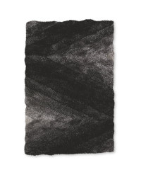 Small Ombre Luxury Shaggy Rug