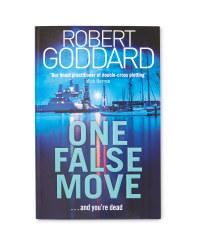 One False Move Paperback Book