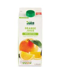 Orange Juice with Juicy Bits - 1.75L