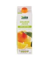 Orange Juice with Juicy Bits - 1L
