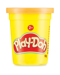 Orange Play-Doh Single Can