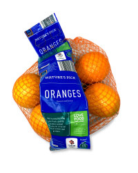 Nature's Pick Oranges