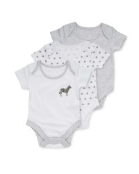 Lily & Dan Baby Bodysuits 3 Pack