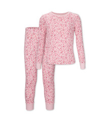 Kids' Organic Rose Flowers Pyjamas