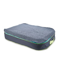 Out Paws Outdoor Dog Mattress - Grey