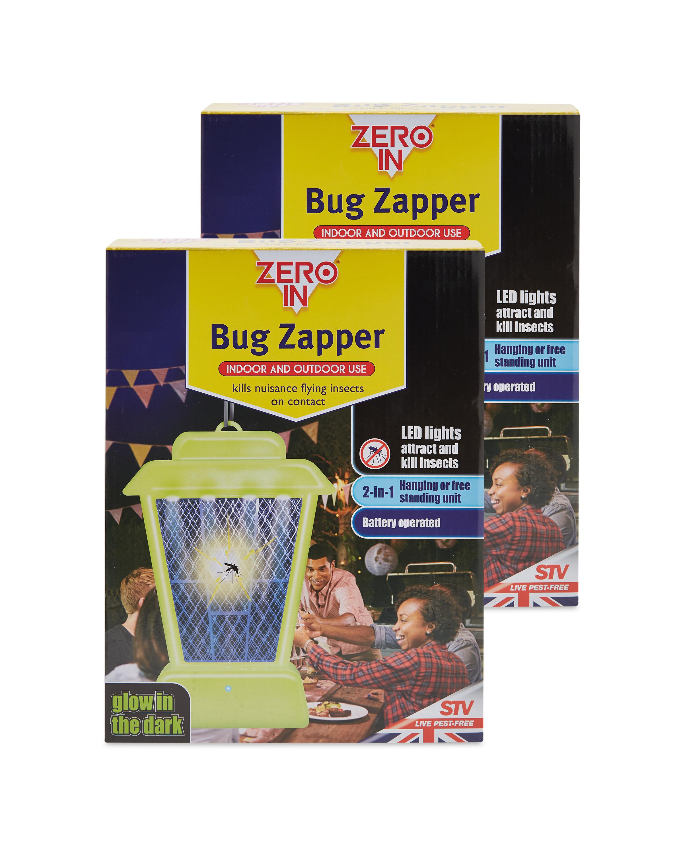 Outdoor Bug Zapper 2 Pack