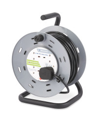 Workzone Outdoor Cable Reel 25m
