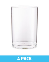 Outdoor Highball Tumblers 4 Pack