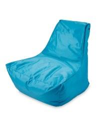 Outdoor Teal Beanbag Seat