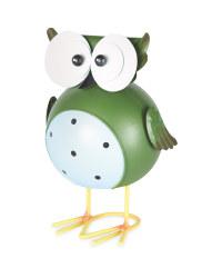 Owl Metal Garden Ornament