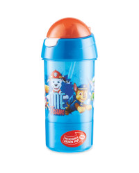 PAW Patrol Sip & Snack Bottle