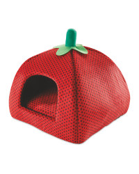 Pet Collection Strawberry Cat Igloo