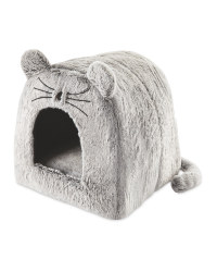 Pet Collection Grey Ears Cat Igloo