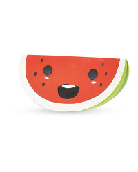Watermelon Squeaky Dog Toy